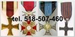 KUPIE stare ordery,medale,odznaki,odznaczenia