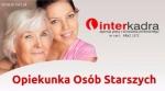 Opiekunka do seniora z cukrzycą, pogodnego, 1250 euro netto